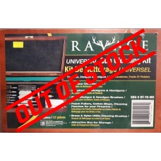 Ravage Universal 27 Piece Gun Cleaning Kit