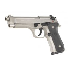"""Beretta 92FS Inox 9mm 4.9"""" Barrel Semi Auto Pistol"""