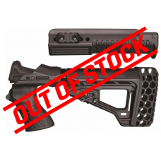Blackhawk! Knoxx SpecOps Gen III Mossberg 500 12 Gauge Black Stock w/Forend