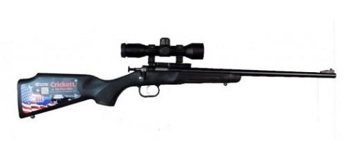 "Keystone Sporting Arms Crickett Package .22LR 16.13"" Barrel Bolt Action Youth Rimfire Rifle"
