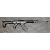 "M+M Industries M10X Black Short Hand Guard 7.62x39mm 18.6"" Barrel Semi Auto Rifle"