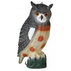 "Bell Outdoors Pro-lite 17"" Owl Decoy"