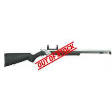 CVA Wolf Stainless Steel Black Muzzleloader Rifle