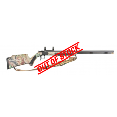 CVA Accura V2 LR Nitride/Max 1 Camo Thumbhole Muzzleloader Rifle