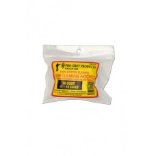 Pro-Shot Products 12-16 Gauge Gun Cleaning Patches