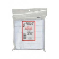 """Pro-Shot Products 1 1/8"""" Gun Cleaning Patches"""