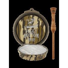 Primos Hunting Foggy Bottom Glass Turkey Pot Call