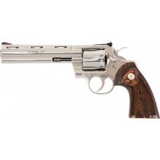 "Colt Python .357 mag 6"" Barrel Stainless Steel Revolver"