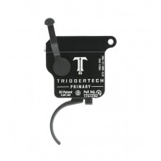 TriggerTech Primary Remington 700 PVD Black Curved Drop In Trigger