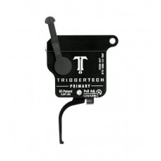 TriggerTech Primary Remington 700 Straight Flat PVD Black Drop In Trigger