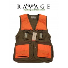 Ravage Hunting and Game Vest - Large