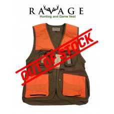 Ravage Hunting and Game Vest - Extra Large