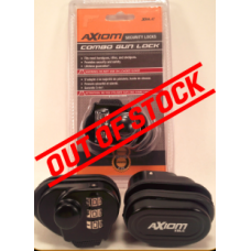Axiom Security Locks Combination Trigger Lock