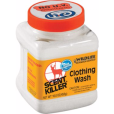 Wildlife Research Center Scent Killer Clothing Wash 1lb. (453g)