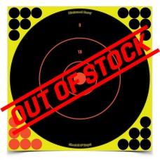 Birchwood Casey 12' Round Shoot-N-C SR-C - 200 Yard Target