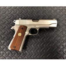 Colt 1911 Combat Commander .45 ACP 4.25'' Barrel Semi Auto Handgun Used
