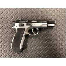 CZ 85 Combat 9mm 4.5'' Barrel Semi Auto Handgun Used