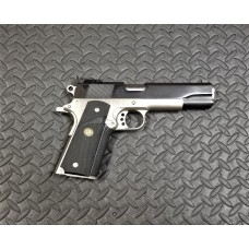 Springfield 1911 A1 9mm/.38 Super 5'' Barrel Semi Auto Handgun Used