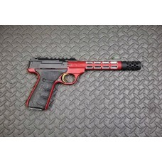 Browning Buckmark Vision Red .22LR 5.9'' Barrel Semi Auto Handgun