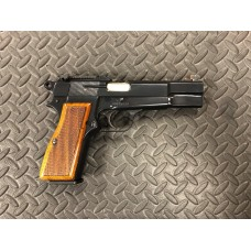 Browning Hi Power 9mm 5'' Barrel Semi Auto Handgun Used