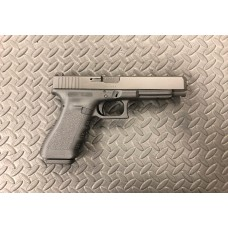 Glock 34 Gen 3 9mm 5'' Barrel Semi Auto Handgun Used