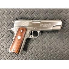 Colt Gold Cup Commander 1911 .45 ACP 4.2'' Barrel Semi Auto Handgun Used