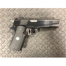 Colt Gold Cup National 1911 .45 ACP 5'' Barrel Semi Auto Handgun Used